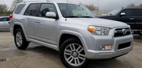 2010 Toyota 4Runner for sale at FRESH TREAD AUTO LLC in Springville UT
