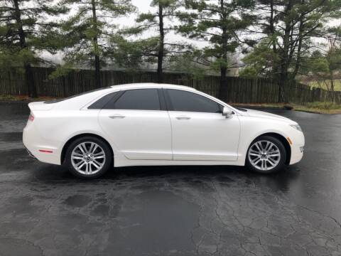 2013 Lincoln MKZ for sale at St. Louis Used Cars in Ellisville MO