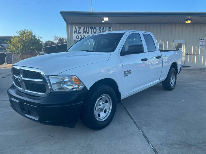 2019 RAM Ram Pickup 1500 Classic for sale at AZ Auto Sale in Houston TX