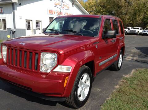 2009 Jeep Liberty for sale at Steves Auto Sales in Cambridge MN