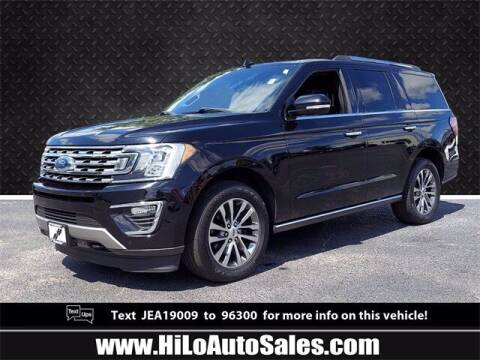 2018 Ford Expedition for sale at Hi-Lo Auto Sales in Frederick MD