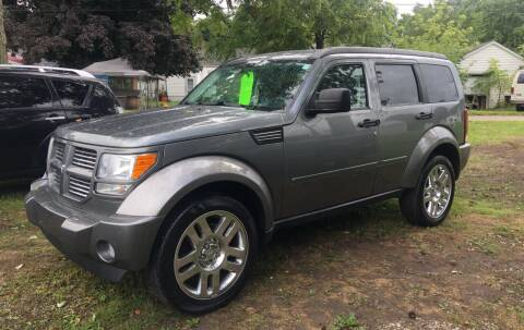 2011 Dodge Nitro for sale at Antique Motors in Plymouth IN