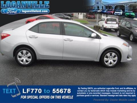 2019 Toyota Corolla for sale at Loganville Ford in Loganville GA