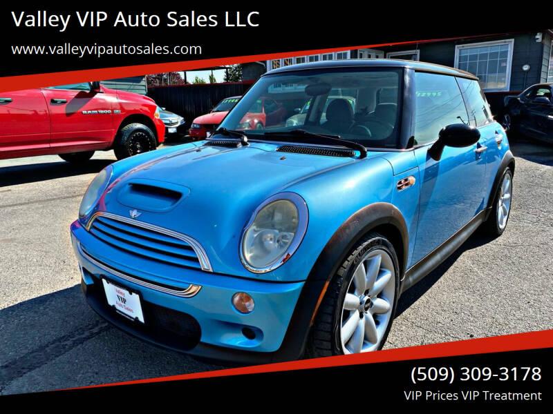 2004 MINI Cooper for sale at Valley VIP Auto Sales LLC in Spokane Valley WA
