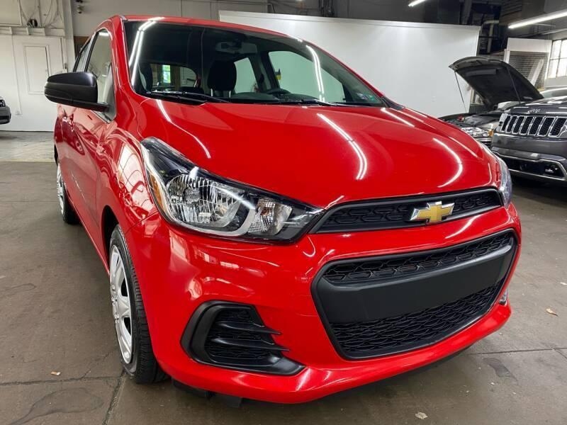 2017 Chevrolet Spark for sale at John Warne Motors in Canonsburg PA