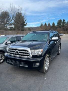 2014 Toyota Sequoia for sale at Jeff D'Ambrosio Auto Group in Downingtown PA