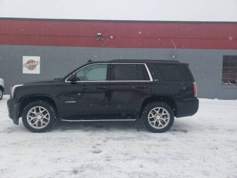 2015 GMC Yukon for sale at Stach Auto in Edgerton WI
