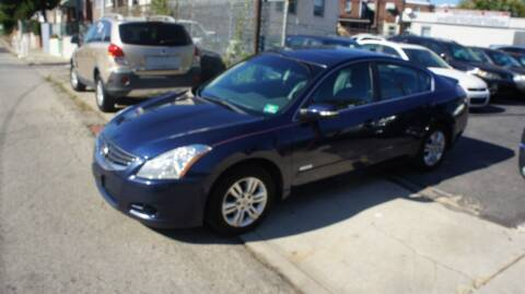 2010 Nissan Altima Hybrid for sale at GM Automotive Group in Philadelphia PA