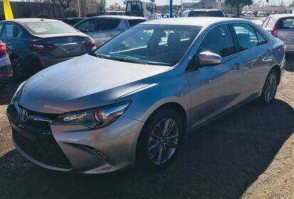 2017 Toyota Camry for sale at Fiesta Motors Inc in Las Cruces NM