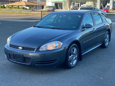 2011 Chevrolet Impala for sale at MAGIC AUTO SALES in Little Ferry NJ