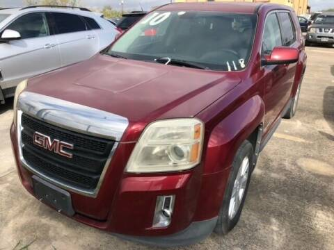 2010 GMC Terrain for sale at Brownsville Motor Company in Brownsville TX