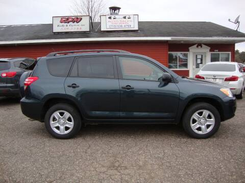 2009 Toyota RAV4 for sale at G and G AUTO SALES in Merrill WI