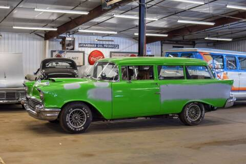 1957 Chevrolet 210 for sale at Hooked On Classics in Watertown MN