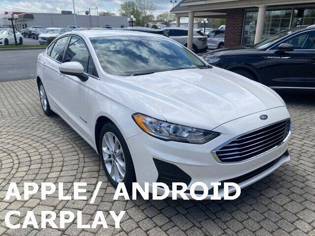 2019 Ford Fusion Hybrid for sale in Bowling Green, OH