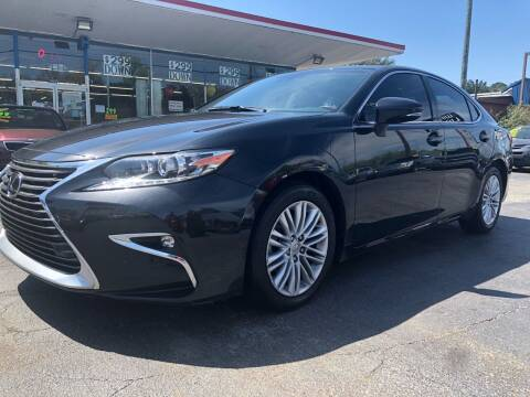 2016 Lexus ES 350 for sale at Apex Knox Auto in Knoxville TN
