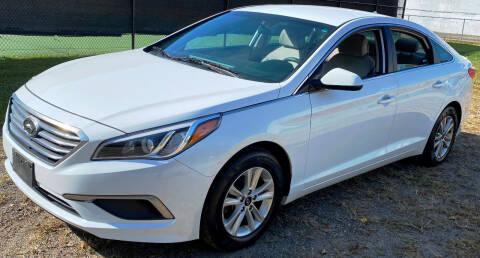 2017 Hyundai Sonata for sale at Autoworks of Devon in Milford CT