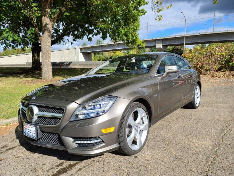 2012 Mercedes-Benz CLS for sale at EXECUTIVE AUTOSPORT in Portland OR