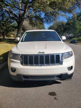 2011 Jeep Grand Cherokee for sale at Progressive Auto Plex in San Antonio TX