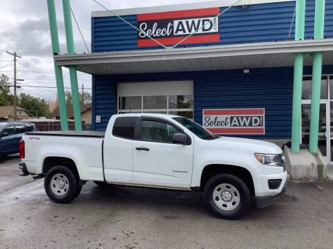 2015 Chevrolet Colorado for sale at Select AWD in Provo UT