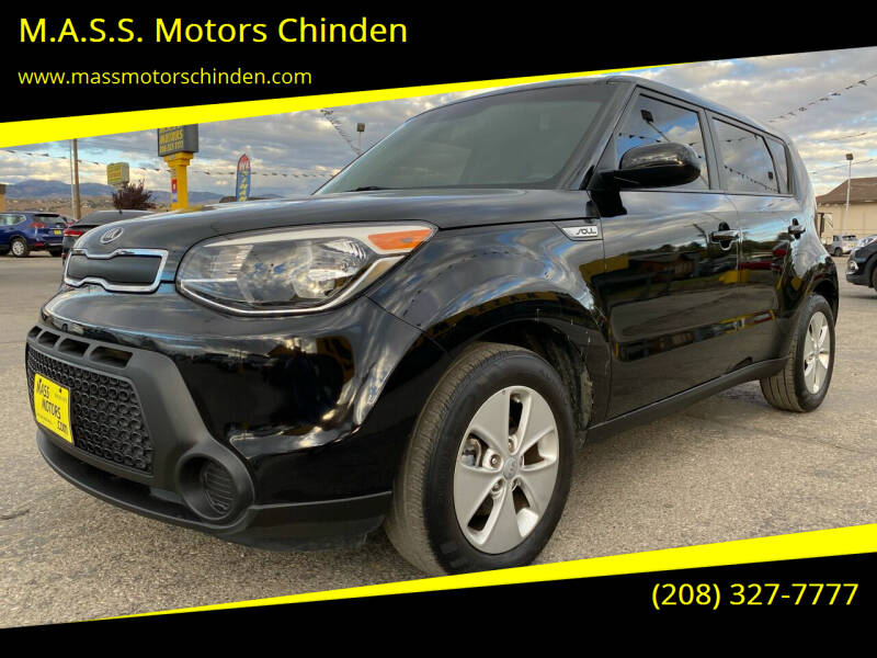 2016 Kia Soul for sale at M.A.S.S. Motors - West Fairview in Boise ID