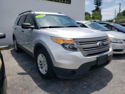 2015 Ford Explorer for sale at Mike Auto Sales in West Palm Beach FL