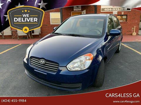 2011 Hyundai Accent for sale at Cars4Less GA in Alpharetta GA