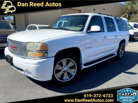 2003 GMC Yukon XL for sale at Dan Reed Autos in Escondido CA