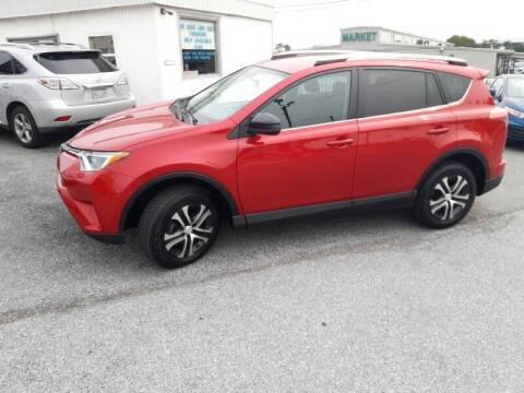 2016 Toyota RAV4 for sale at Automotive Fleet Sales in Lemoyne PA