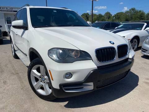2008 BMW X5 for sale at KAYALAR MOTORS in Houston TX