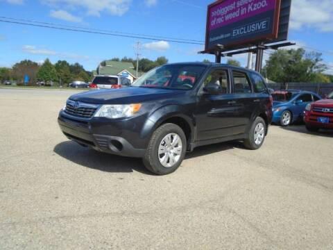 2010 Subaru Forester for sale at Michigan Auto Sales in Kalamazoo MI