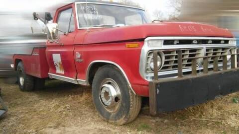 1974 Ford F-350 Super Duty for sale at Classic Car Deals in Cadillac MI