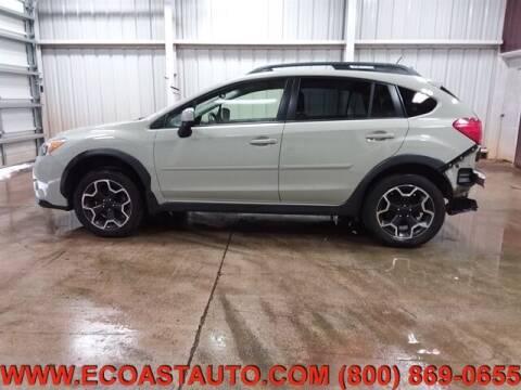 2014 Subaru XV Crosstrek for sale at East Coast Auto Source Inc. in Bedford VA