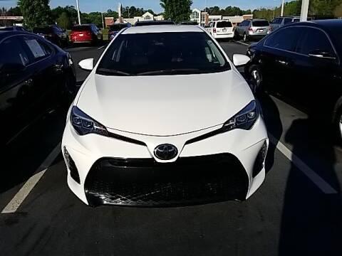 2018 Toyota Corolla for sale at Lou Sobh Kia in Cumming GA
