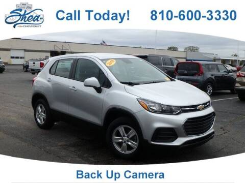 2018 Chevrolet Trax for sale at Erick's Used Car Factory in Flint MI