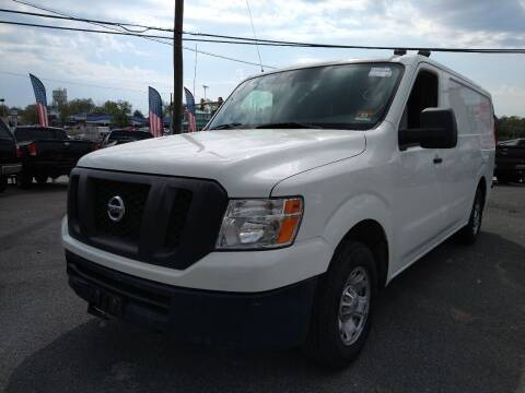 2012 Nissan NV Cargo for sale at P J McCafferty Inc in Langhorne PA