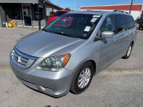 2010 Honda Odyssey for sale at Diana Rico LLC in Dalton GA