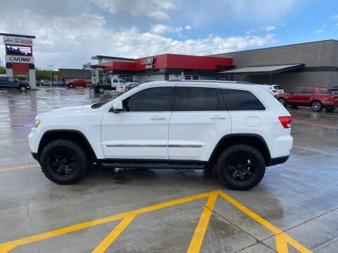 2013 Jeep Grand Cherokee for sale at Auto Outlet in Billings MT