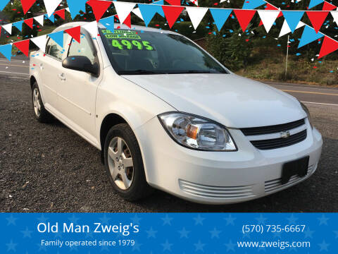 2008 Chevrolet Cobalt for sale at Old Man Zweig's in Plymouth Township PA