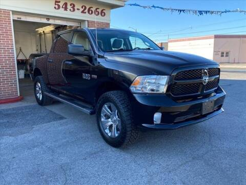 2016 RAM Ram Pickup 1500 for sale at Messick's Auto Sales in Salisbury MD