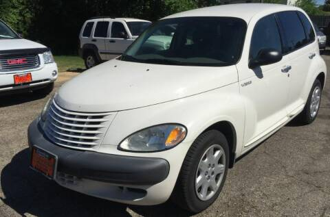 2001 Chrysler PT Cruiser for sale at Knowlton Motors, Inc. in Freeport IL