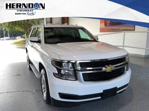 2019 Chevrolet Tahoe for sale at Herndon Chevrolet in Lexington SC