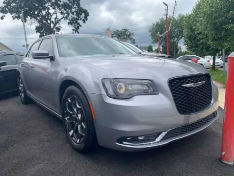 2015 Chrysler 300 for sale at Park Avenue Auto Lot Inc in Linden NJ