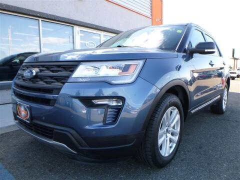 2019 Ford Explorer for sale at Torgerson Auto Center in Bismarck ND