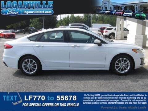 2019 Ford Fusion for sale at Loganville Ford in Loganville GA