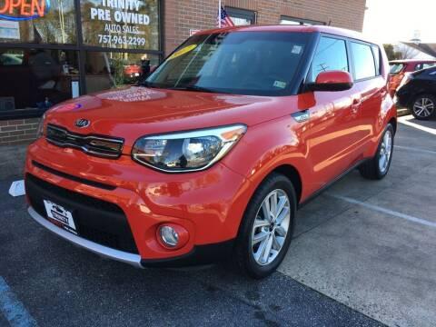 2017 Kia Soul for sale at Bankruptcy Car Financing in Norfolk VA