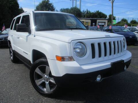 2016 Jeep Patriot for sale at Unlimited Auto Sales Inc. in Mount Sinai NY