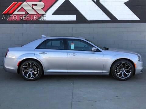 2016 Chrysler 300 for sale at Auto Republic Fullerton in Fullerton CA
