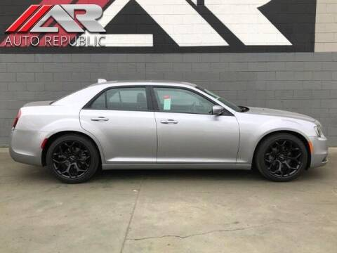 2016 Chrysler 300 for sale at Auto Republic Fullerton in Fullerton CA