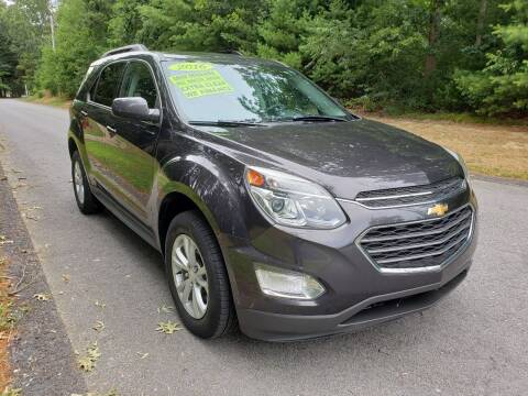 2016 Chevrolet Equinox for sale at Showcase Auto & Truck in Swansea MA