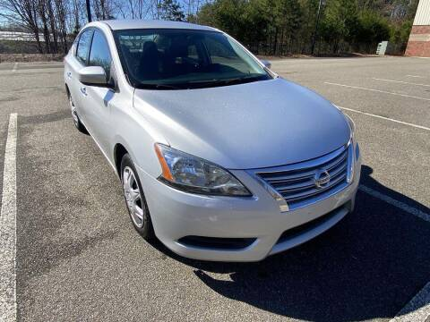 2013 Nissan Sentra for sale at CU Carfinders in Norcross GA